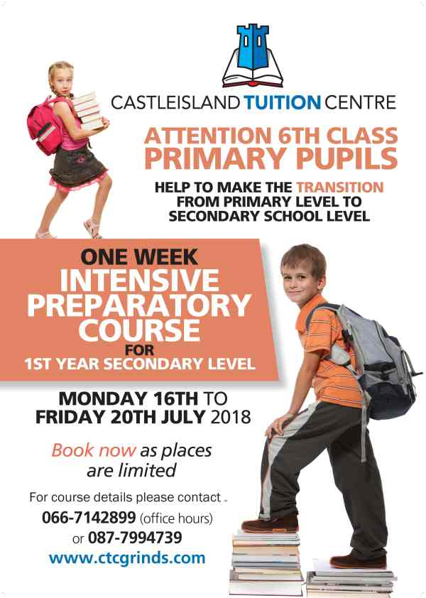 Primary Secondary Poster